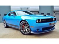 2015 Dodge Challenger 6.4 Hemi V8 Manual SRT 392 Hellcat Specification!