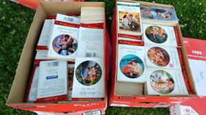 Harlequin Romance books - huge collection - best offer
