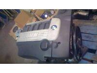 ENGINE BMW 530D M57 3.0D 330D 730d X5 Land rover E39 E46 E38