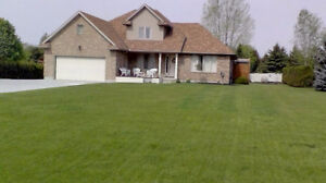 3+1 Bedroom Family Home Outskirts Strathroy
