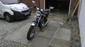 Yamaha xs650, used