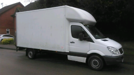 MAN AND VAN. TRANSPORT AND REMOVALS SERVICE. PACKERS AND MOVERS.