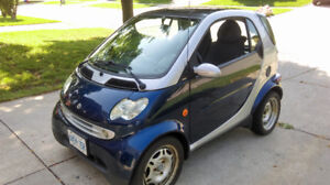 2005 Smart Fortwo Glass Roof Coupe (2 door)
