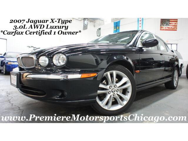 Imagen 1 de Jaguar X-type black