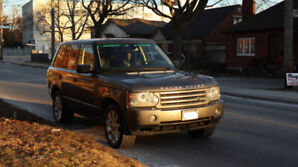 2009 Land Rover Range Rover HSE (REDUCED PRICE)