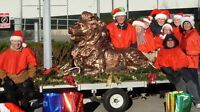 Sapper Claus is Coming to Town -