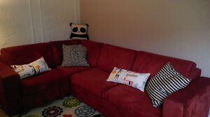 Sectional sofa/bed for sale