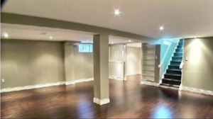 Renovated Two Bedroom Basement Apartment (Cawthra and Queensway)
