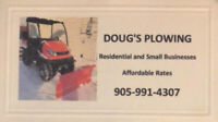 Snow Plowing (fort Erie)