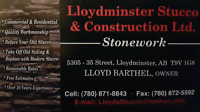 Lloydminster Stucco and Construction
