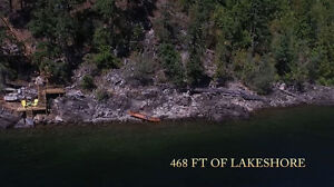 6776 Sunnybrae Canoe Point Road, Tappen -3.5 ACRE OF LAKEFRONT!