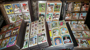 Topps OPC Baseball Hockey old sports cards collection CASH paid!