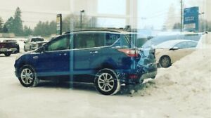 2017 Ford Escape SPE- LOADED and factory warranty