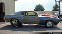 LOOKING TO BUY A MUSCLE CAR PROJECT