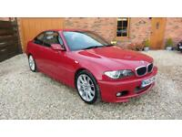 BMW 318 2.0 CI SPORT COUPE IMOLA RED