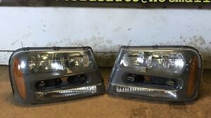 2002 Trailblazer Headlights