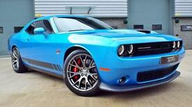 2015 Dodge Challenger 6.4 Hemi V8 Manual SRT 392 Hellcat Specification!