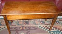 OLD PIANO BENCH