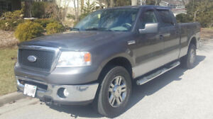 Ford F150 Supercrew 5.4L V8 with 6.5' Box