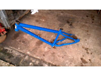 2 Bmx frames Mongoose and WeThePeople