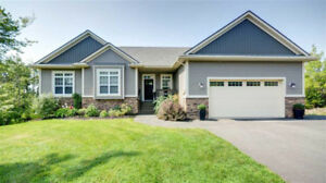 STUNNING ENERGY EFFICIENT BUNGALOW IN FALL RIVER, NS