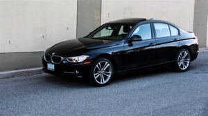 BMW 328i X Drive 2013 (Sous garantie de BMW)