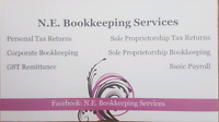 Taxes and bookkeeping service