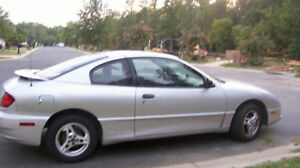 2005 Pontiac Sunfire SL Coupe (2 door)