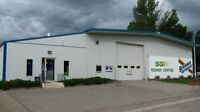 Large commercial building for sale or lease Kindersley
