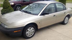 1998 Saturn L-Series