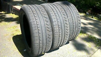 225/50/17 Michelin all season tires(3)