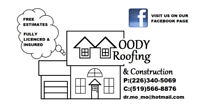 Moody Roofing & Construction