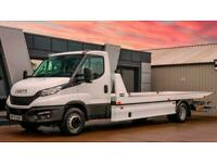 2021 NEW Iveco Daily 72C180 AC Tilt & Slide Recovery Truck Car Transporter