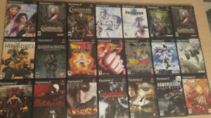 PlayStation 2 Games Rare & Common *Reduced