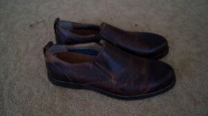 Brown Leather Tommy Bahama Shoes