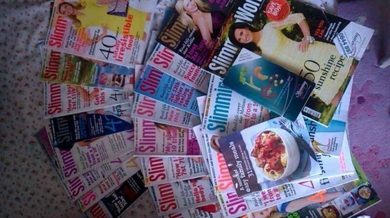 X 7 slimming world magazines purchase sale and exchange ads Slimming world books free