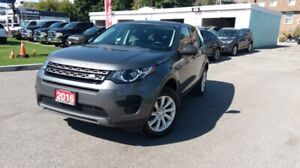2016 Land Rover Discovery Sport AWD 4dr SPORT SE Si4|NAVIGATION|