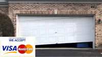Fast & Reliable Garage Door Repair - SAME DAY Service Best Price