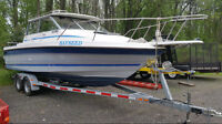Bayliner Fisherman Hardtop with NEW TRAILER