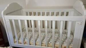 white wooden cot SOLD PENDING PICK UP Beechboro Swan Area Preview