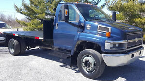 2003 Chevrolet Other C4500 Flat Bed Truck Pickup Truck