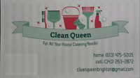 Cleaning Services Available!