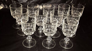 verres d'alcool /liquor glasses
