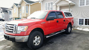 2009 Ford F150 supercrew XLT truck loaded