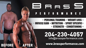 ST. JOHN'S CERTIFIED PERSONAL TRAINER AND NUTRITIONIST