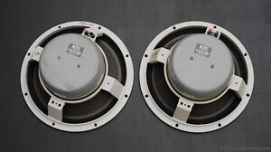 Wanted 1-2 Altec 417-8C Speakers in good condition