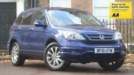 image for 2010 Honda CR-V I-VTEC EX 1 OWNER + FSH + IMMACULATE EXAMPLE Auto ESTATE Petrol