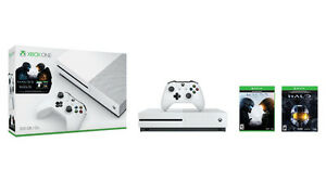 XBOX One S Console (500GB) Halo 5 Collection Bundle (BRAND NEW)