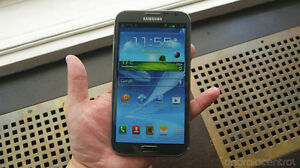 Trade samsung note 2 for another phone
