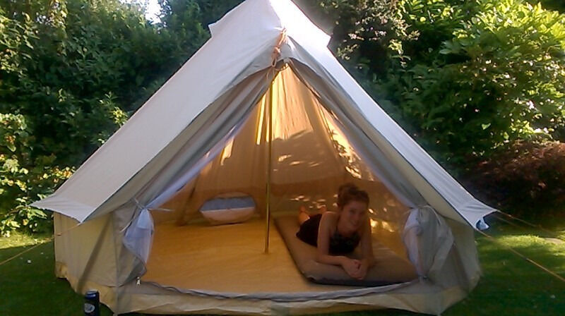 Soulpad 3000 Ultralite bell tent used once & Soulpad 3000 Ultralite bell tent used once | in Sprotbrough South ...